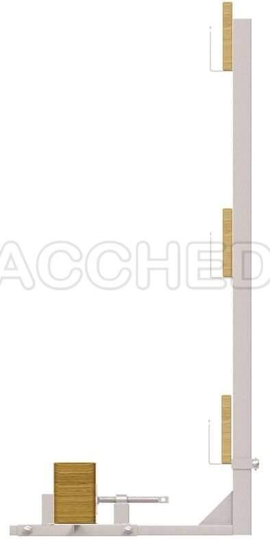 parapetto laterale per legno 112 LS utilizzo 2