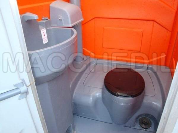 Cabina Bagno Chimico : Bagno wc chimico da cantiere speedy pee macchedil.com
