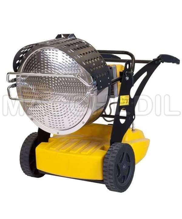 Generatore di Calore infrarossi a Gasolio - 43KW  Macchedil.com