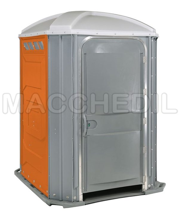 Bagno wc chimico disabili per cantieri e fiere - Bagno chimico cantiere ...