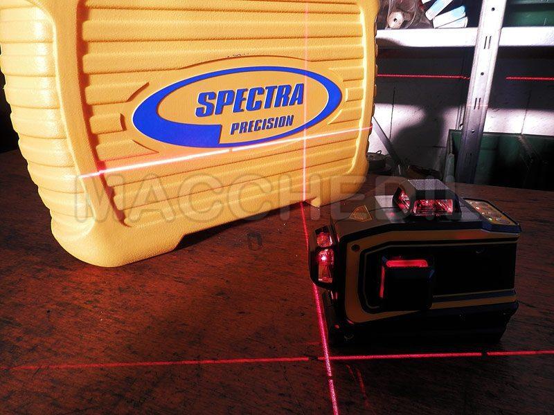 Lt56 laser in funzione