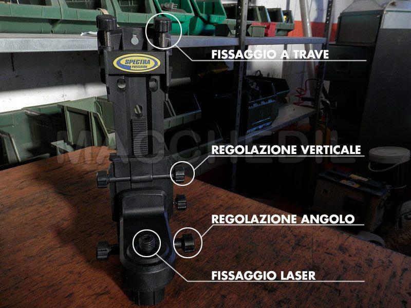 Supporto spektra per laser autolivellante lt56