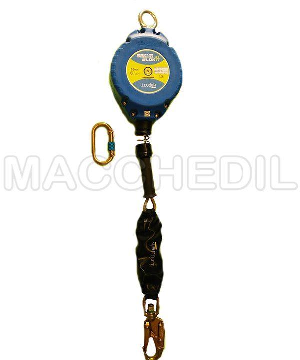 Dispositivo rettratile orizzontale e verticale, DPI alta quota