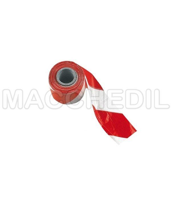 nastro segnaletico bianco e rosso