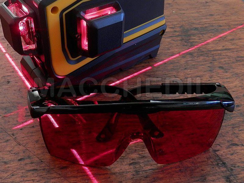 Lt56 occhiarli rossi per una visione migliore