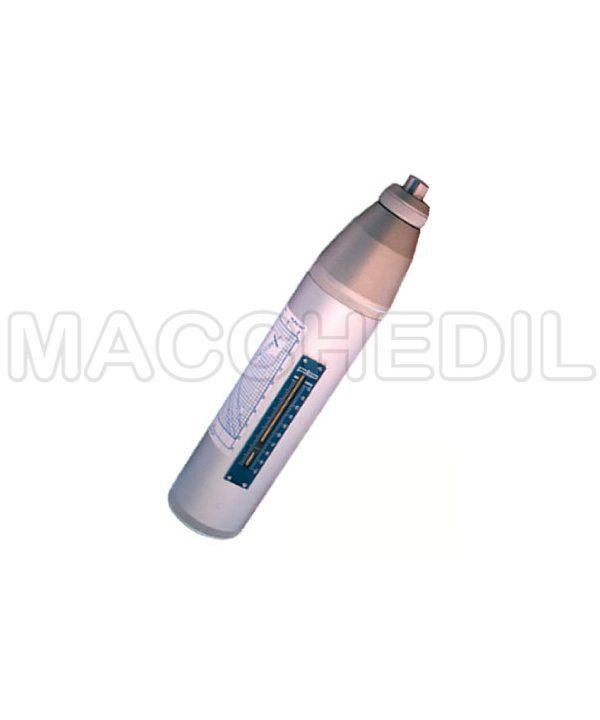 Sclerometro meccanico per calcestruzzo