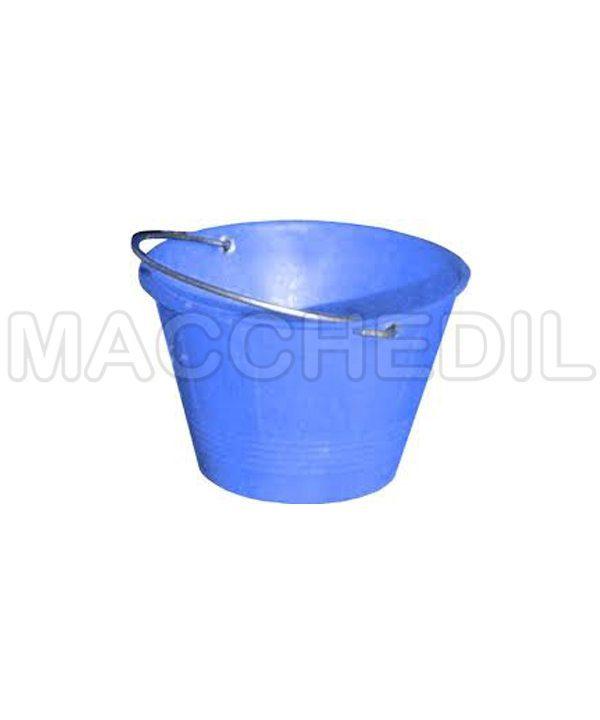 secchio edile blu secchio per muratore