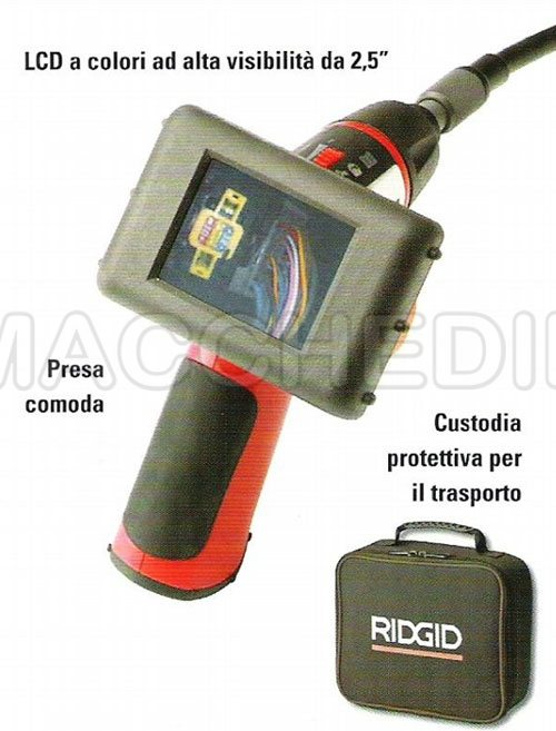 strumento di videoispezione portatile seesnake ridgid (2)