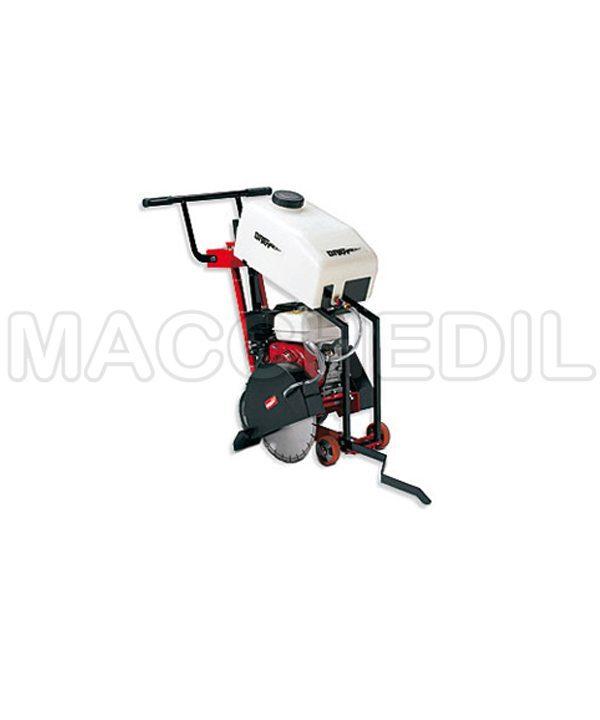 tagliapavimento HS350 per il taglio asfalto Macchedil