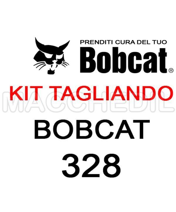 KIT TAGLIANDO BOBCAT 328 MACCHEDIL