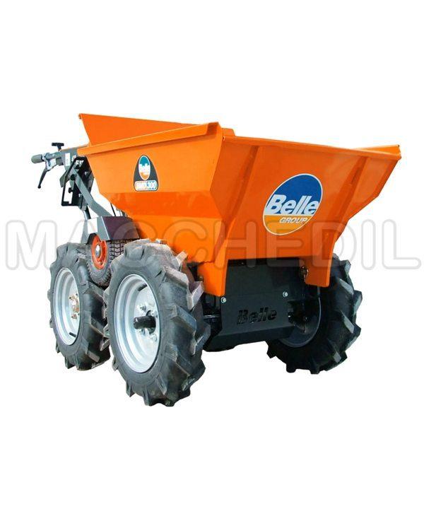 carriola motorizzata motocarriola minidumper
