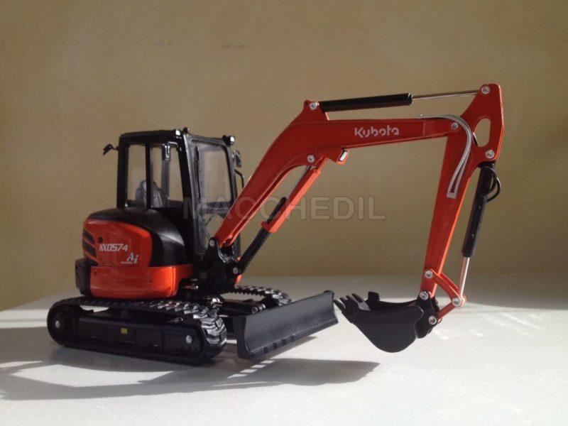 Modellino Escavatore Kubota KX057-4