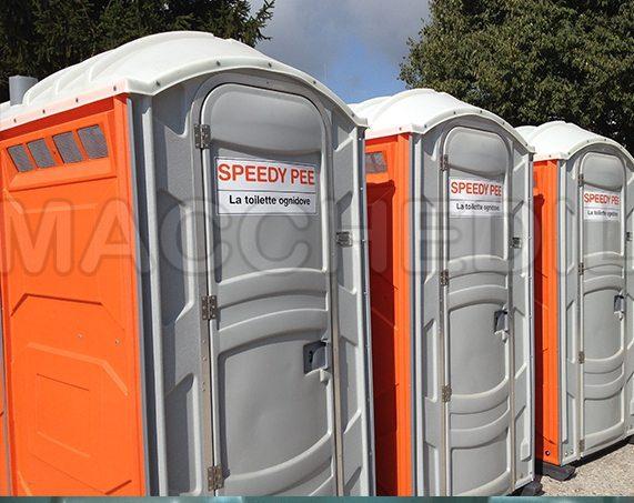 Bagno wc chimico da cantiere speedy pee - Bagni chimici da cantiere prezzi ...