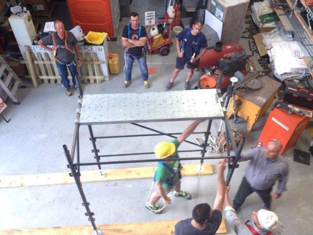 CORSI di FORMAZIONE - muletto- macchine movimento terra - ple - ponteggio | Macchedil Online Store