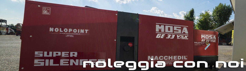 Noleggio Generatori di Corrente a Mantova | Macchedil Online Store