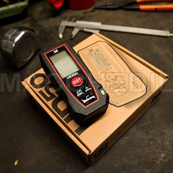 Misuratore Laser HD50 Tuf
