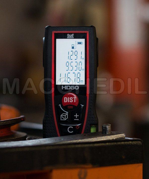 Distanziometro laser HD50 tuf