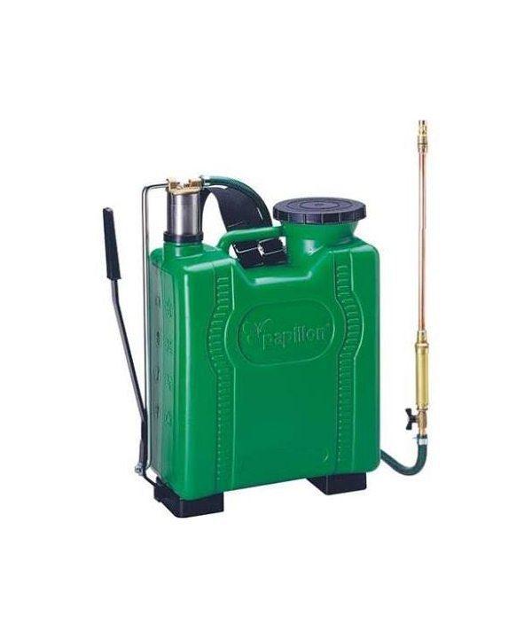 Pompa verde manuale per spruzzare amianto e altri liquidi