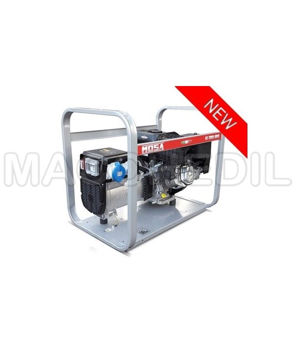 Generatore mosa ge 7000 bbm